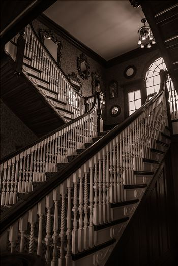 Stanley Hotel Main Stairs FP (1 of 1).JPG by Sarah Williams
