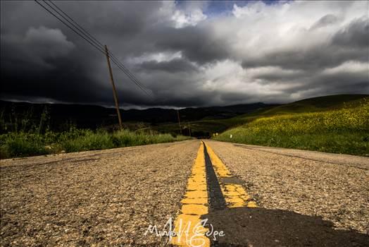 Stormy Skies Road (1 of 1).jpg by Sarah Williams