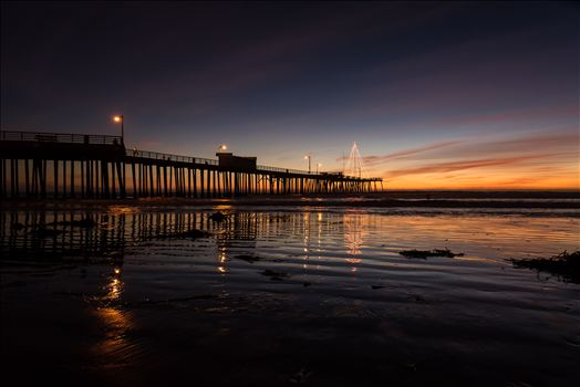 Happy Holidays Pismo2.jpg by Sarah Williams