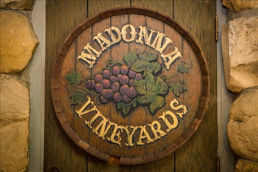 Maryanne and Michael at Madonna Inn 112 -