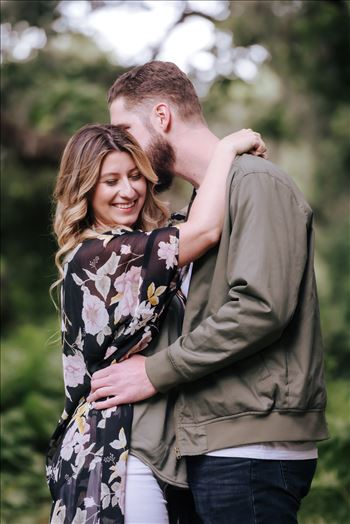 Sarah Williams of Mirror's Edge Photography, a San Luis Obispo Wedding and Engagement Photographer, captures Kayla and Fox's magical Engagement Session at the Los Osos Oaks Reserve and at Spooner's Cove in Montana de Oro, Los Osos, California.