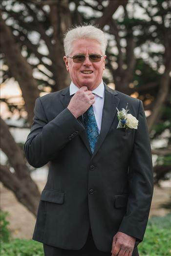 San Simeon Colleen and Jerry Wedding 14 -