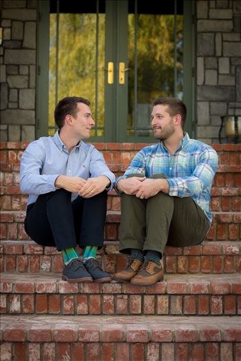 Jared and Jeffrey Central Coast Elopement -