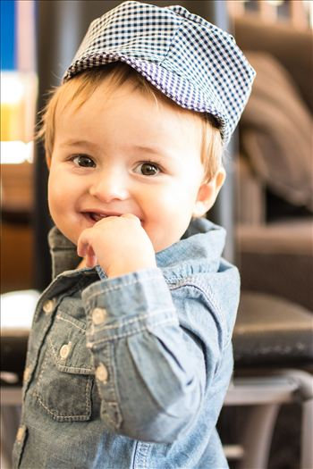 Cute Julien in Hat.jpg by Sarah Williams