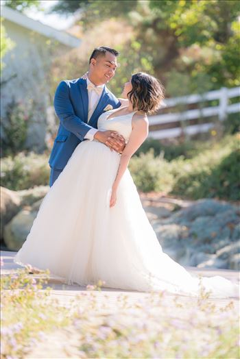 Maryanne and Michael at Madonna Inn 110 -