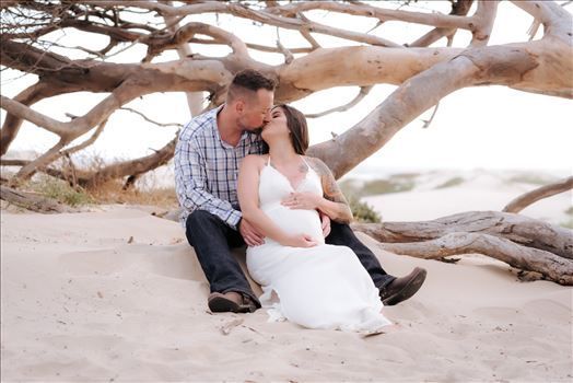 Ali Marie and Cody Maternity Session 22 by Sarah Williams