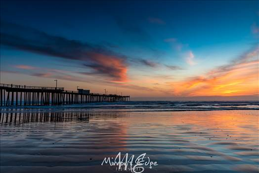 Pismo Beach Pier Sunset 03122016 (1 of 1).jpg by Sarah Williams