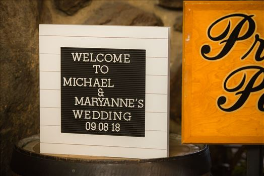 Maryanne and Michael at Madonna Inn 114 -
