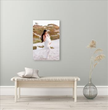 sample of canvas on wall.jpg -