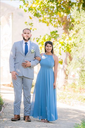 Maryanne and Michael at Madonna Inn 033 -