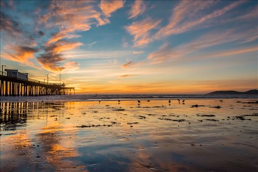 Fairytale Sunset Pismo Pier.jpg by Sarah Williams