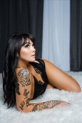 San Luis Obispo County Beachfront Boudoir 19 - Beachfront Boudoir by Mirror\u0027s Edge Photography, San Luis Obispo County\u0027s Number One Luxury Boudoir Photography Experience.  Promoting body positive movement, empowerment, confidence and self love.  Tattoos and beautiful.