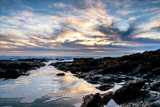 Spyglass Sky Reflection 011216.jpg by Sarah Williams