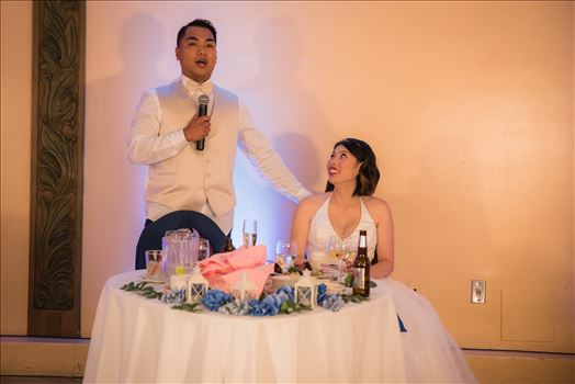 Maryanne and Michael at Madonna Inn 129 -