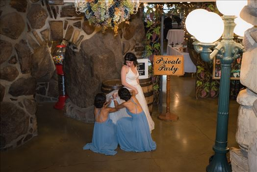 Maryanne and Michael at Madonna Inn 130 -