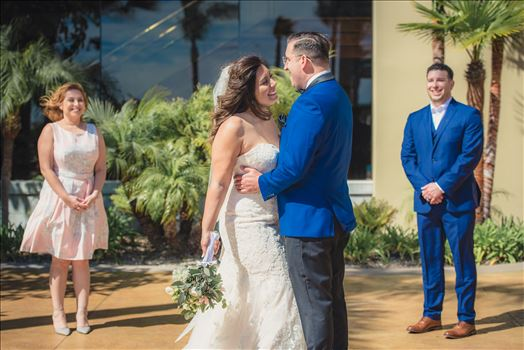 Candy and Christopher 24 - Wedding at Dolphin Bay Resort and Spa in Shell Beach, California by Sarah Williams of Mirror\u0027s Edge Photography, a San Luis Obispo County Wedding Photographer. Wedding Party at Dolphin Bay