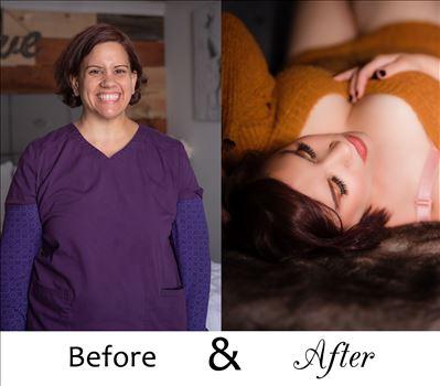 before and after Miranda.jpg -