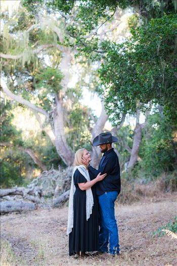 Mirror's Edge Photography, an award winning wedding and engagement photographer, captures Heather and Wesley's magical engagement session at the Los Osos Oaks State Nature Reserve in Los Osos, California.
