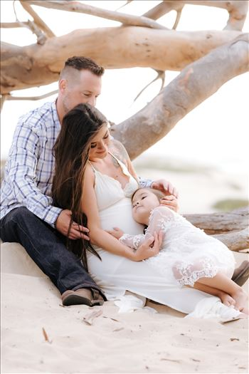 Ali Marie and Cody Maternity Session 44 by Sarah Williams