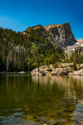 Dream Lake in the Sun by Sarah Williams