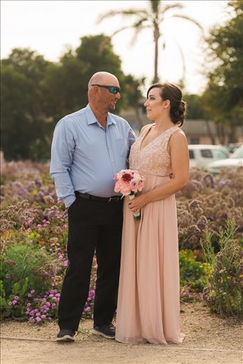 Courtney and Ruiz Shell Beach Wedding 04 -