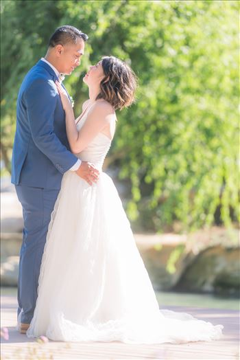 Maryanne and Michael at Madonna Inn 108 -