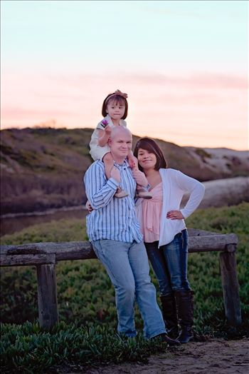 Hunt Family Session 2016 - Family Portrait Photography on the Central Coast of California