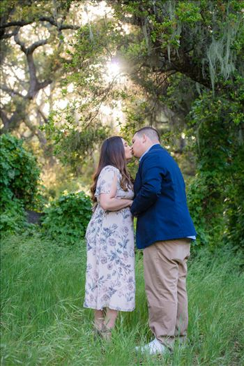 DSC_3389.JPG - Los Osos Oaks Nature Reserve Engagement Photography Session by Mirror\u0027s Edge Photography.