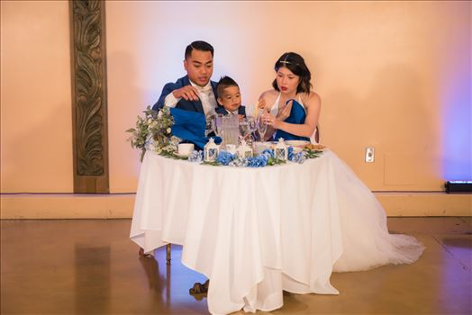 Maryanne and Michael at Madonna Inn 123 -