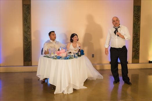 Maryanne and Michael at Madonna Inn 128 -
