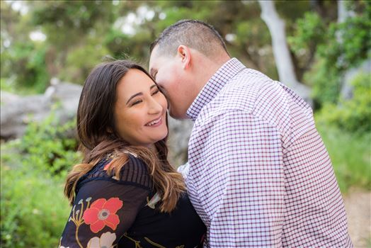 DSC_6055.JPG - Los Osos Oaks Nature Reserve romantic engagement session by Mirror\u0027s Edge Photography