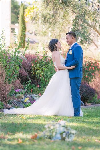 Maryanne and Michael at Madonna Inn 105 -