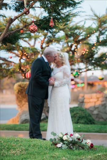 San Simeon Colleen and Jerry Wedding 02 -