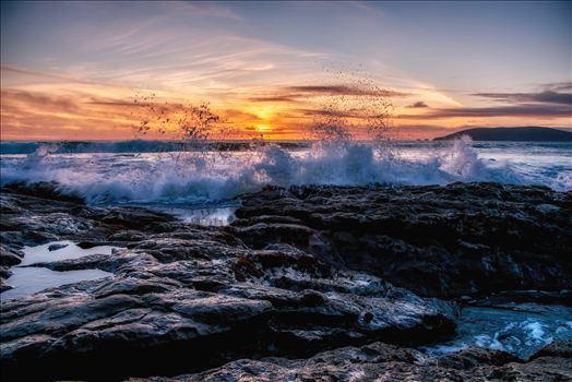 Shell Beach Cliffs Wave Break.jpg -