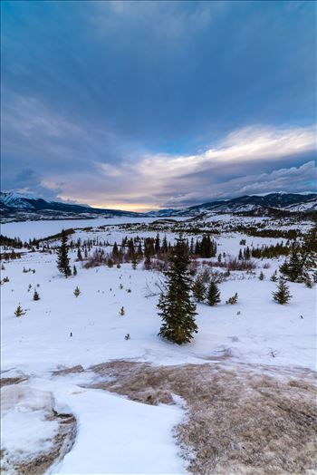 Breckenridge Sunset Magic 2 by Sarah Williams