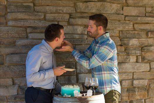 Jared and Jeffrey Elopement Choices -