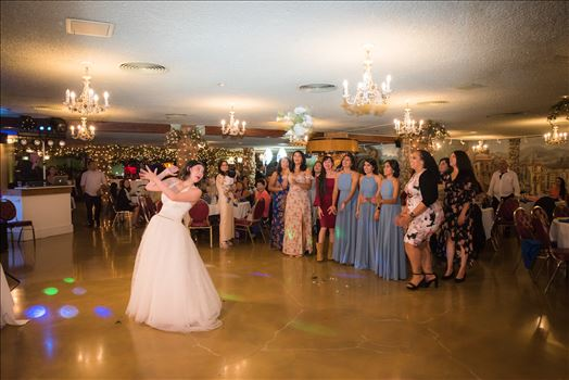 Maryanne and Michael at Madonna Inn 140 -