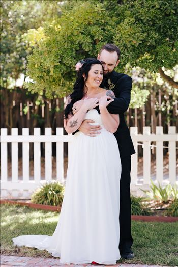 Mirror's Edge Photography, a San Luis Obispo County Wedding Photographer, captures Kendra and Mitchell's Wedding Day at The Emily House Bed and Breakfast in Paso Robles, California