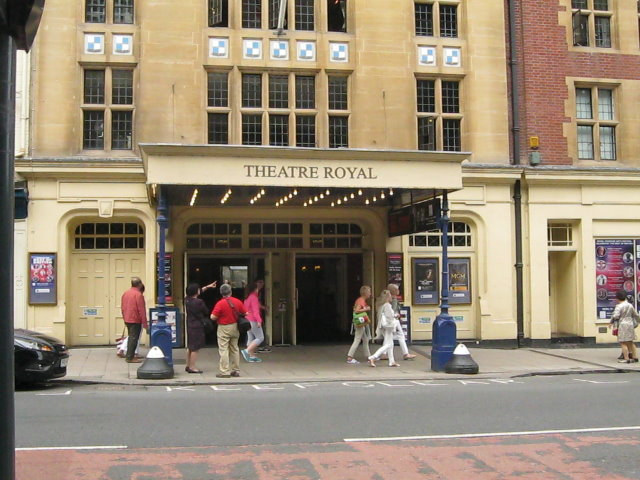 I Always Wanted a Swimming Pool 4.jpg The Theatre Royal, Thames Street, Windsor, Berkshire by Vienna