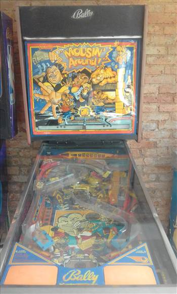 1989 BALLY MOUSIN AROUND PINBALL MACHINE COSTA RICA.jpg by richardblank