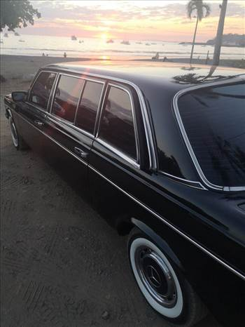 SUNSET BEACH LIMO COSTA RICA.jpg by richardblank