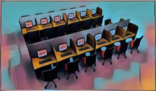 TELEMARKETING ESL CUSTOMER SUPPORT.jpg by richardblank