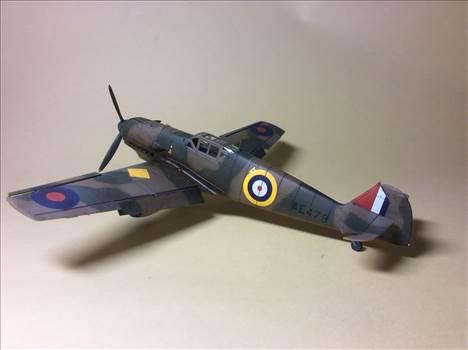 Me109 RAF2.jpg by Bedepee