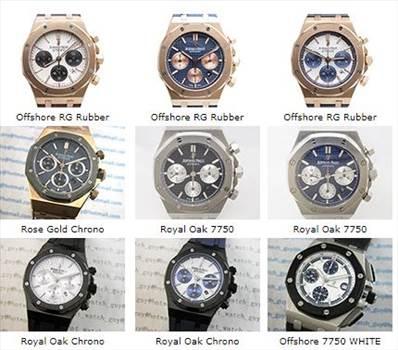 AP Royal Oak Chrono Replica Watch.JPG by timeswisswatch