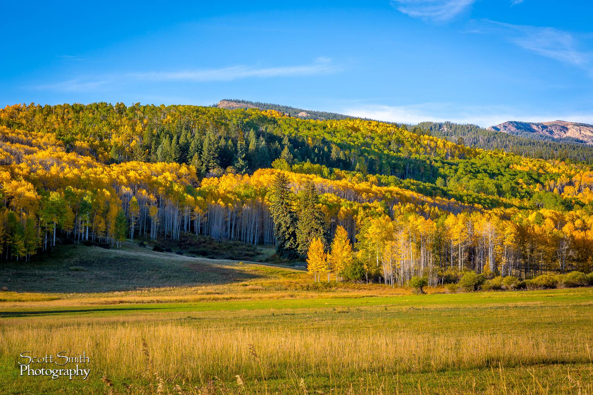 Snowmass Ranch From Owl Creek road, outside Snowmass. by Scott Smith Photos