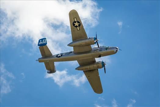 North American B-25B Mitchell 2 by Scott Smith Photos
