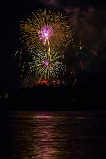 Dillon Reservoir Fireworks 2015 56 by Scott Smith Photos