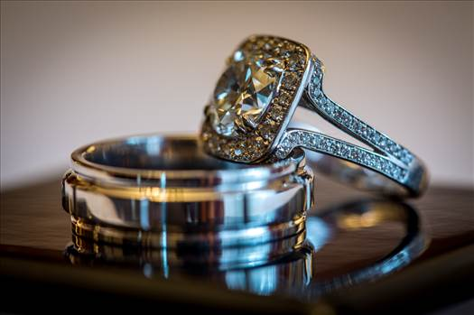 Wedding Rings Close-Up by Scott Smith Photos