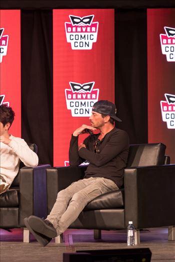 Skeet Ulrich at Denver Comic Con 2018 by Scott Smith Photos