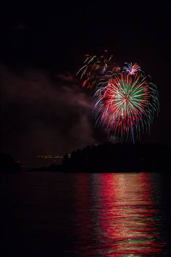 Dillon Reservoir Fireworks 2015 34 by Scott Smith Photos